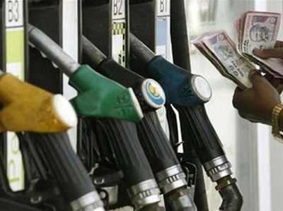 हैदराबाद में आज पेट्रोल और डीजल की कीमत