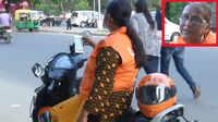मिलिए पंजाब से उबर की पहली महिला बाइक टैक्सी ड्राइवर परमजीत कौर से