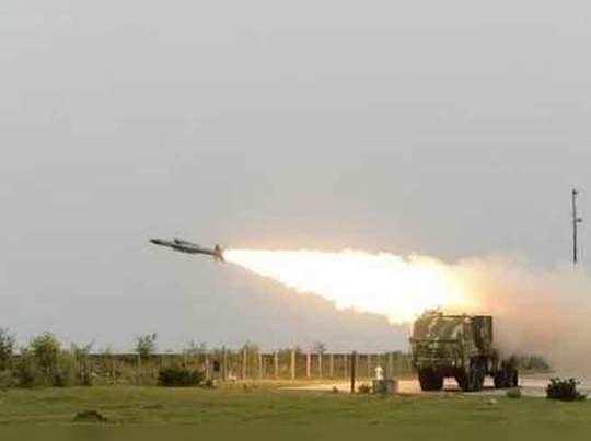 आकाश मिसाइल (फाइल फोटो)