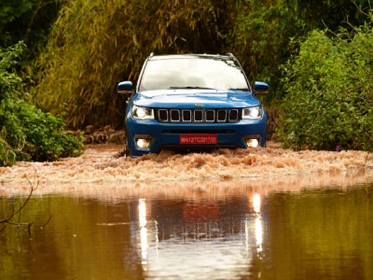 বাজারে তৃতীয় SUV 'কম্পাস' আনল জিপ, চিনে নিন…