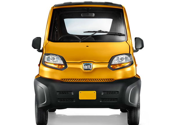 Bajaj Qute quadricycle