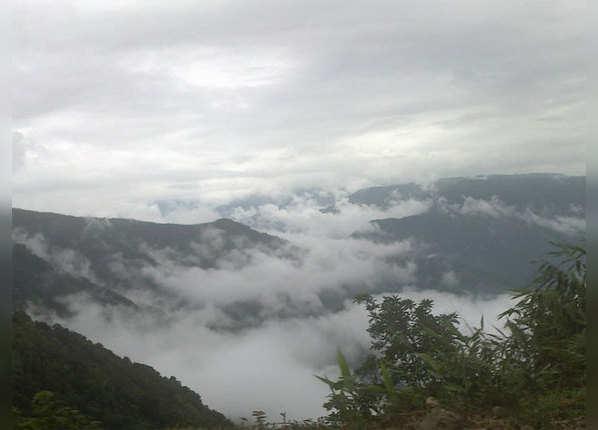 बादलों का शहर 'शिलॉन्ग'