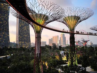 इसलिए पर्यटकों के दिलों को छू जाता है सिंगापुर