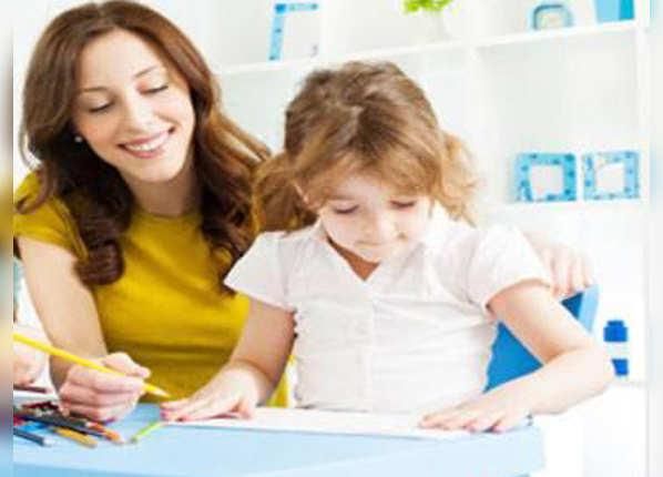 बच्चे को सिखाएं व्यवस्थित तरीके से रहना