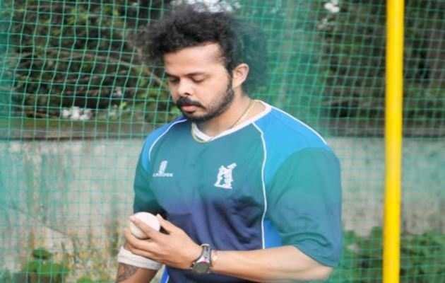 बैन हटने के बाद बोले श्रीसंत, '2019 वर्ल्ड कप खेलना चाहता हूं'