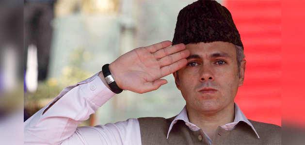 आर्टिकल 35(A) के मुद्दे पर उमर अब्दुल्ला ने साधा बीजेपी पर निशाना