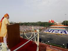 PM मोदी के स्वतंत्रता दिवस भाषण की 20 बड़ी बातें...