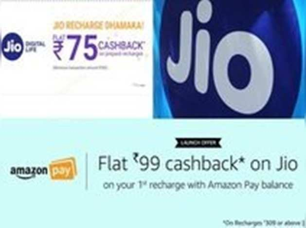 reliance-jio-recharge-amazon-paytm-flipkart-offer-cashback-of-up-to-rs-99
