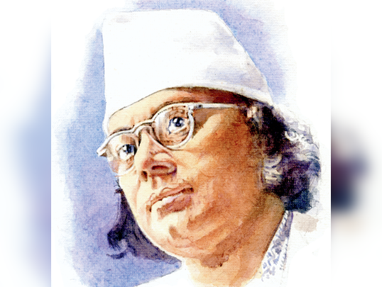 লন্ডনে কবি নজরুল ইসলাম