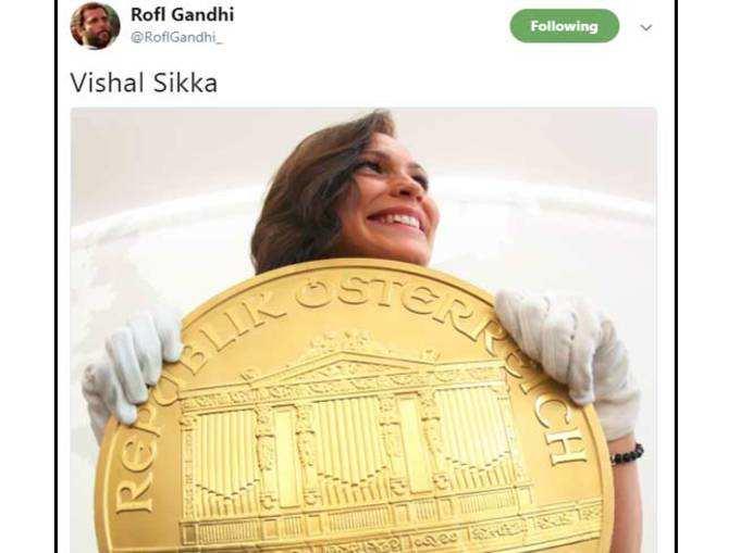 तो यह है विशाल सिक्का...