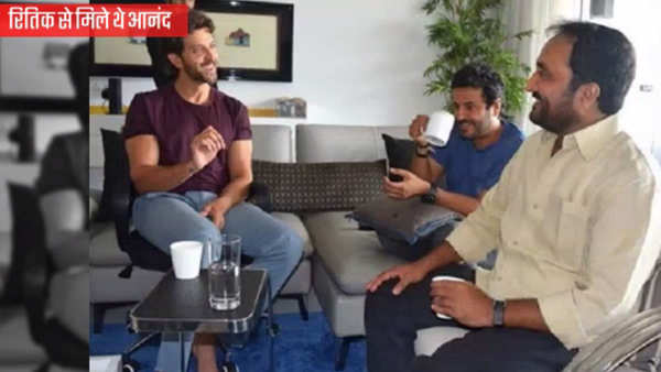 hrithik roshan to be trained by super 30 genius anand kumar for his own biopic