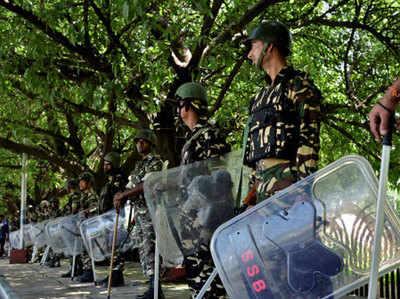 पंजाब में भी बड़े पैमाने पर सुरक्षा इंतजाम किए गए हैं