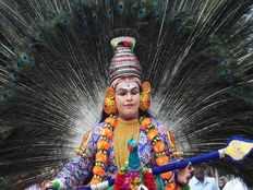 athachamayam photos onam 2017