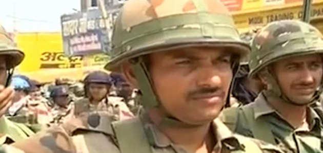 सिरसा: राम रहीम के आश्रमों पर ऐक्शन, डेरा मुख्यालय पहुंची सेना