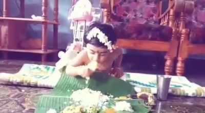 kunjava sadya