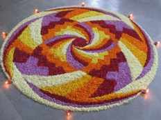 the celebration of onam continues long after the festival ends