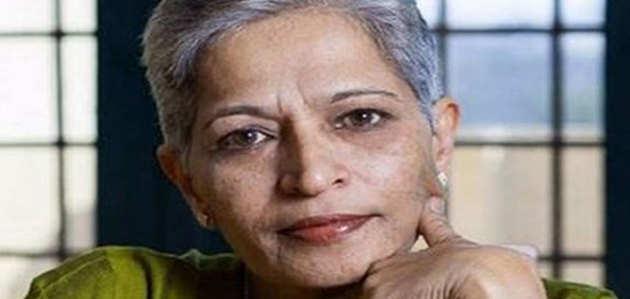 वरिष्ठ पत्रकार गौरी लंकेश की गोली मार कर हत्या