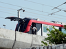 viral content twitterati react to lucknow metro halt on the first day of public launc