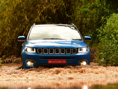 car review jeep compass test drive review