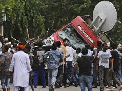 हिंसा के बाद हुई थी राम रहीम को भगाने की कोशिश