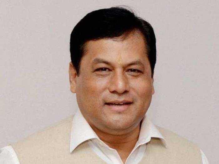 फाइल फोटो: असम के CM सर्वानंद सोनोवाल