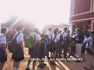 खुला भोंडसी का रायन स्कूल (25 सितंबर)