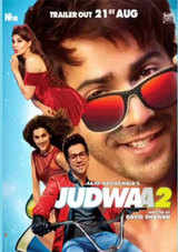 judwaa 2 movie review in hindi