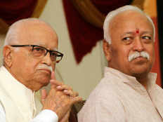bjp stalwart lk advani set to attend rss dussehra rally after long gap