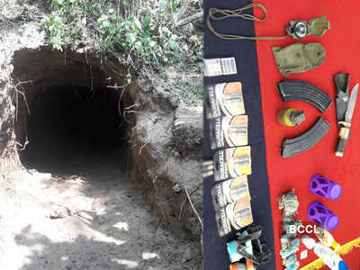 14 feet long tunnel found at India-Pak internataional border in Jammu and Kashmir