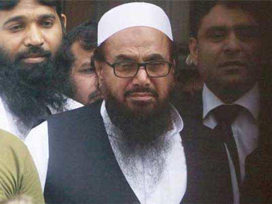 हाफिद सईद ने ख्वाजा आसिफ को 10 करोड़ रुपये के मानहानि का नोटिस भेजा