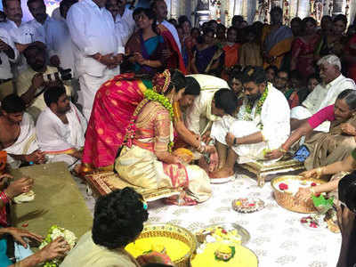 Paritala Sriram Wedding