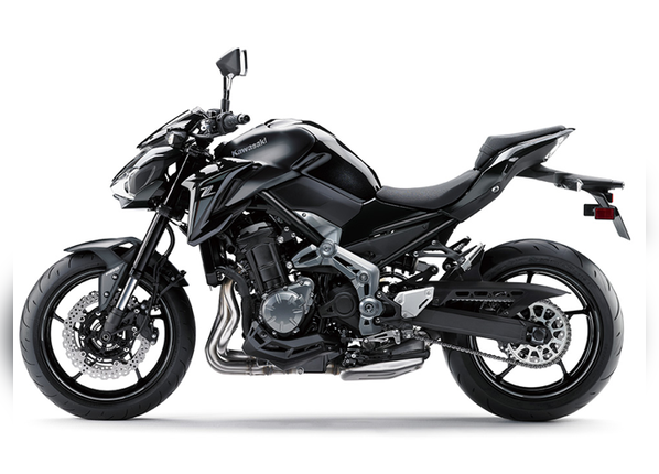 2018 Kawasaki Z900 has new graphics