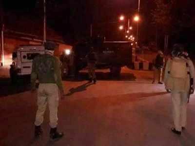 श्रीनगर में बीएसएफ कैंप पर हमला (ANI)