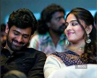 Prabhas and Anushka shetty are in relationship now