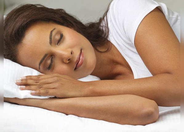 भरपूर नींद और हेल्थी खानपान
