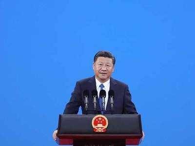चीन के राष्ट्रपति शी चिनफिंग।