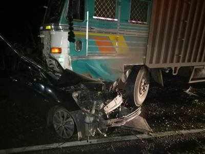 karnataka accident