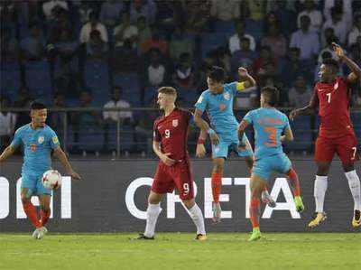 भारत और अमेरिका के बीच मैच