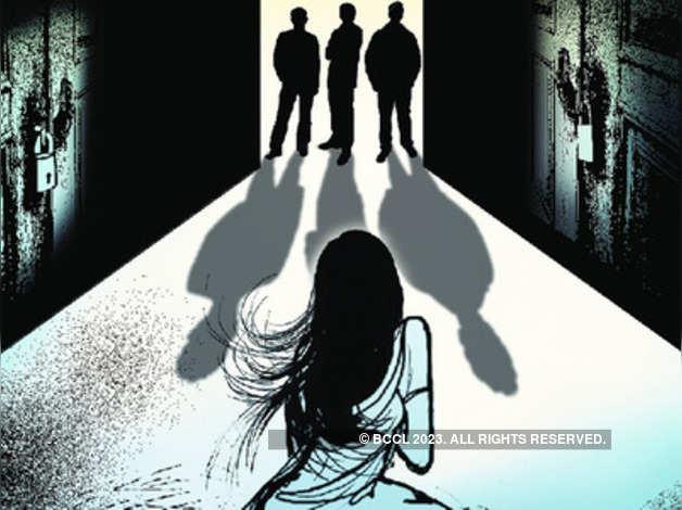 Woman gangraped by four men in Uttar pradesh