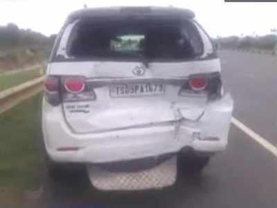 Talasani Car Accident