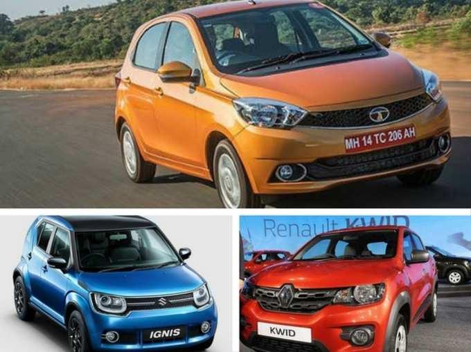 दिवाली: खरीद सकते हैं 5 लाख रुपये तक के बजट वाली ये कारें