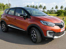 renault captur test drive review wager on european design