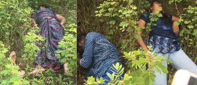 Five dead bodies found in Outer Ring Road near Kolluru