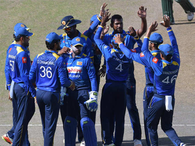 श्रीलंका के 7 और खिलाड़ी पाकिस्तान जाने को तैयार
