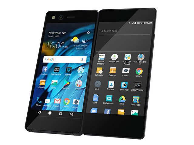 ZTE ने लॉन्च किया फोल्डेबल स्क्रीन वाला स्मार्टफोन