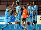 एशिया कप: भारतीय हॉकी टीम ने मलयेशिया को 6-2 से हराया