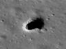scientists find huge cave on moon