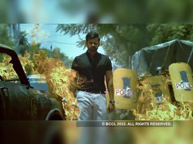 Sai dharamtej in Jawaan movie