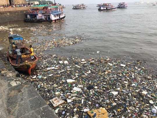 समुद्रातील कचर्याची परतफेड