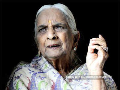 गिरिजा देवी (फाइल फोटो)